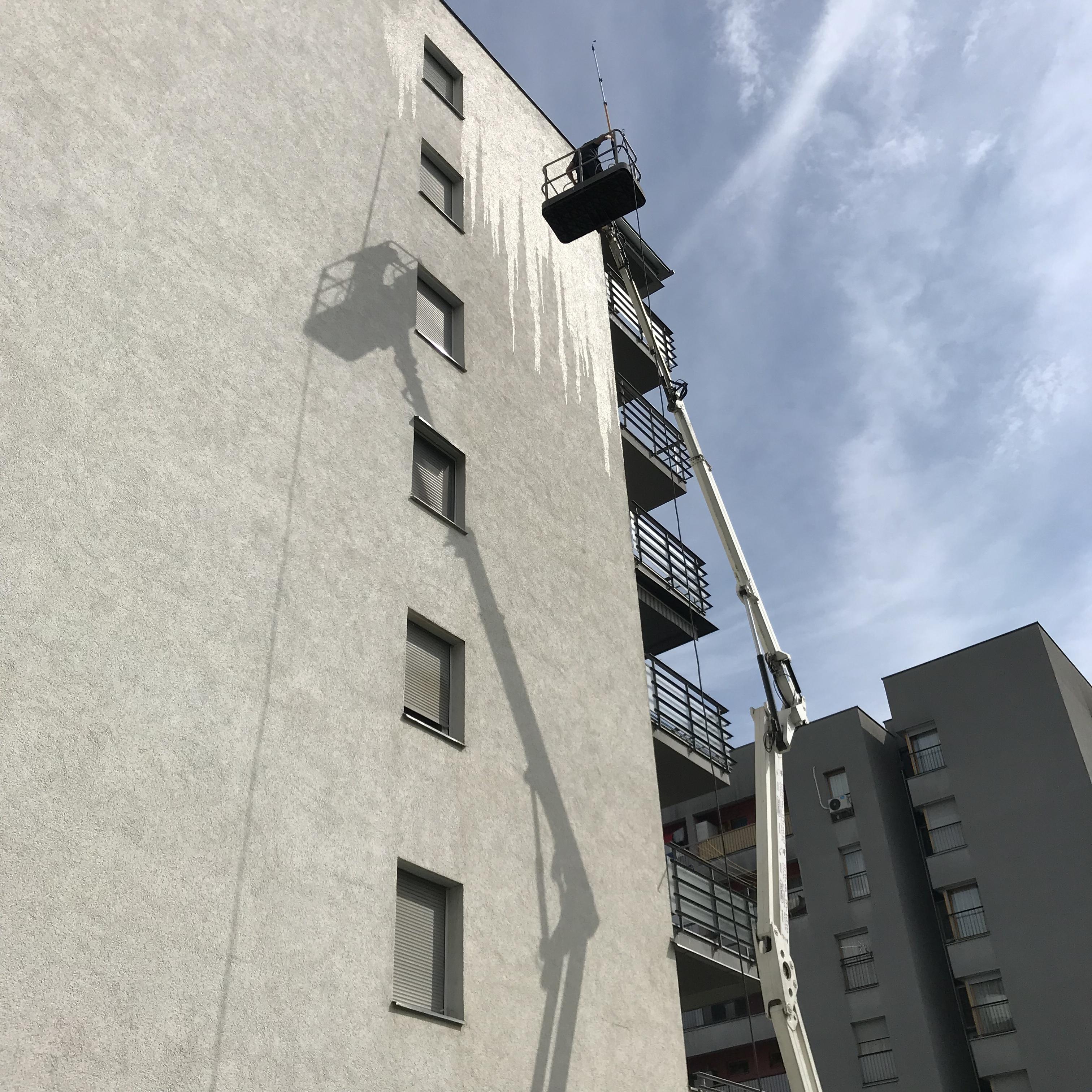 ciscenje fasada pranje fasada